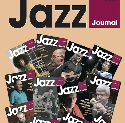 Copies of Jazz Journal magazine