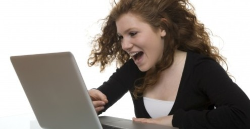 A happy editor